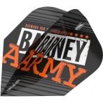 Target Pro Ultra Flight - Barney Army Black NO6
