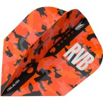 Target Pro Ultra Flight - Barney Army Camo Ten-X NO6