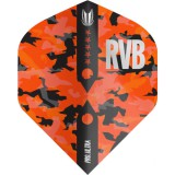 Target Pro Ultra Flight - Barney Army Camo Ten-X NO2
