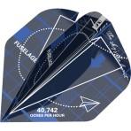 Target Pro Ultra Flight - Blueprint Blau No2