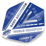 Unicorn Ultra Fly 75 AR-1 World Champion Gary Anderson Phase 5