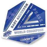 Unicorn Ultra Fly 100 Plus World Champion Gary Anderson Phase 5
