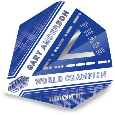 Unicorn Ultra Fly 100 Big Wing World Champion Gary Anderson Phase 5