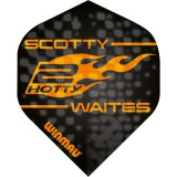Winmau Embossed Standard Flight - Scott Waites