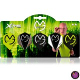 XQ Max Darts Flight - Michael van Gerwen Multipack