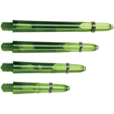 Proplast Schaft Transparent - Grün