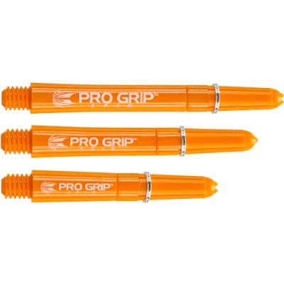 Target Pro Grip Spin Schafte - Orange