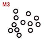 Gummi O-Ring klein M3