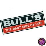Abzeichen Bulls - zum aufnähen