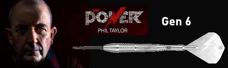 Phil Taylor 9Five Gen6