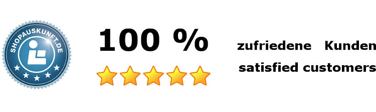zufriedene Kunden