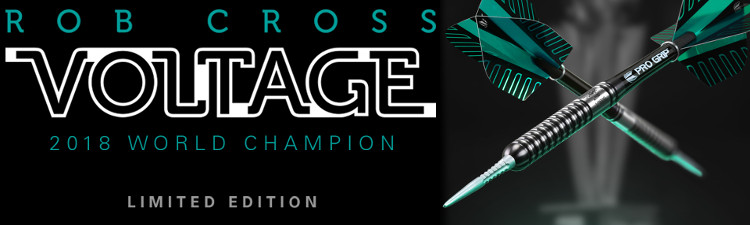 Rob Cross Limited Edition 2018
