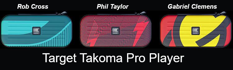 Target Takoma Pro Player