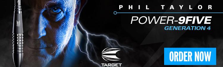 Phil Taylor 9Five Gen4
