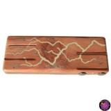 Darttaschen aus Holz