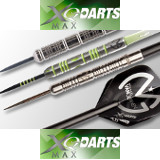 XQ Max Darts Steel Tip