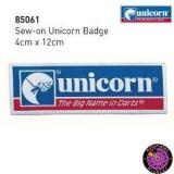 Abzeichen Unicorn - zum aufnähen
