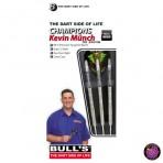 Steel Dartpfeil Set - Bulls Team Champions Darts Kevin Münch