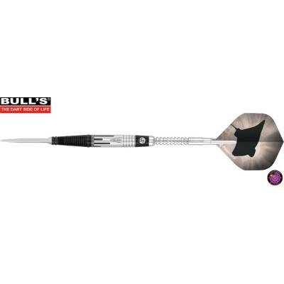 Stahl Darts Dartpfeil Set - Bulls Stingray B5 ST3