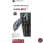 Soft Dartpfeil Set - Bulls Mamba `97 Slim-Shark Grip