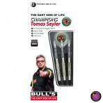 Soft Dartpfeil Set - Bulls Team Champions Darts Tomas Seyler