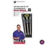 Soft Dartpfeil Set - Bulls Team Champions Darts Kevin Münch