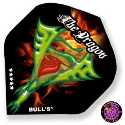 Bulls Five Star Flight Standard - The Dragon