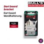 Dartboard Wandhalterung Bulls