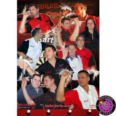 Bulls Team Poster 2012