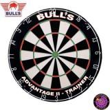 Dartboard Bristle Bulls Advantage Trainer