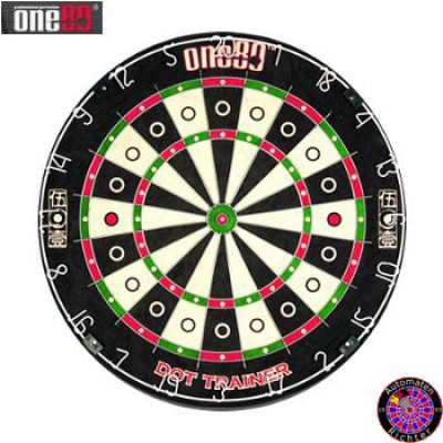 Dartboard Bristle One80 Dot Trainer