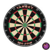 Dartboard Bristle Target Pro Tour