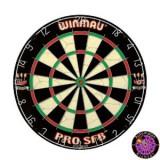 Dartboard Bristle Winmau Pro SFB