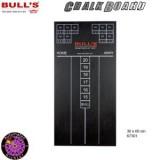 Dartboard Bulls Kreidetafel 60x30cm