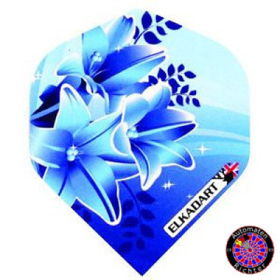 Elkadart 100 Micron Flight Standard - Blue Flower