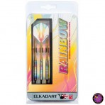 Soft Dartpfeil Set - Elkadart Rainbow