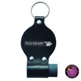 Schlüsselanhänger mit Schleifstein für Stahlspitzen