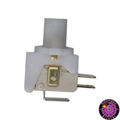 Lampenhalter mit Microschalter Easy Clip für Löwendart