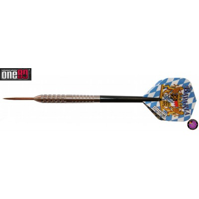 Steel Darts Dartpfeil Set One80 - Bavaria XL