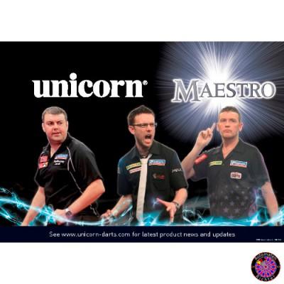 Unicorn Poster Maestro 2013