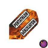 Pentathlon Flight Slim - Clear Feuer