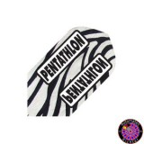 Pentathlon Flight Slim - Clear Zebra