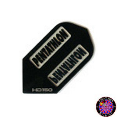 Pentathlon HD150 Flight Slim - Schwarz
