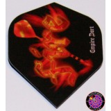 Polyester Flight extra strong Empire Standard - Fire