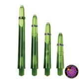 Proplast Schaft Transparent Grün, 2BA