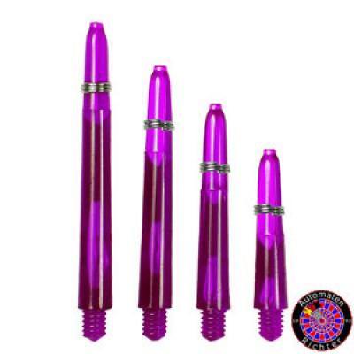 Proplast Schaft Transparent Purple, 2BA