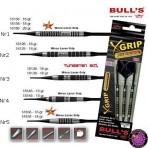 Soft Dartpfeil Set - Bulls XGrip Nr.1