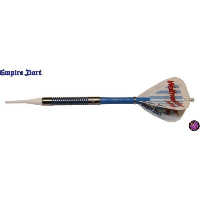 Soft Dartpfeil Set - Empire Weltmeister Edition Sport blau