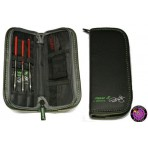 Soft Dartpfeil Set Unicorn - Phase 5 Black Titanium The Power