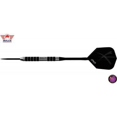Stahl Darts Dartpfeil Set - Bulls XGrip Nr.1